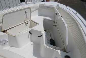 Boat Before Detailing