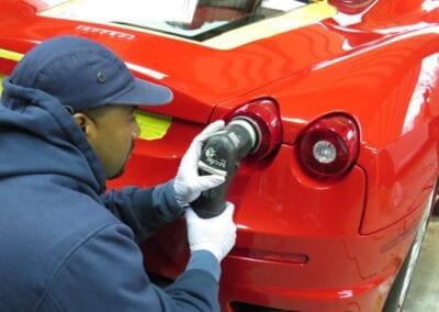 38-Taillight Polishing 1