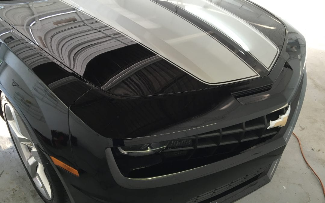 Photos of finished 2014 Chevrolet Camaro