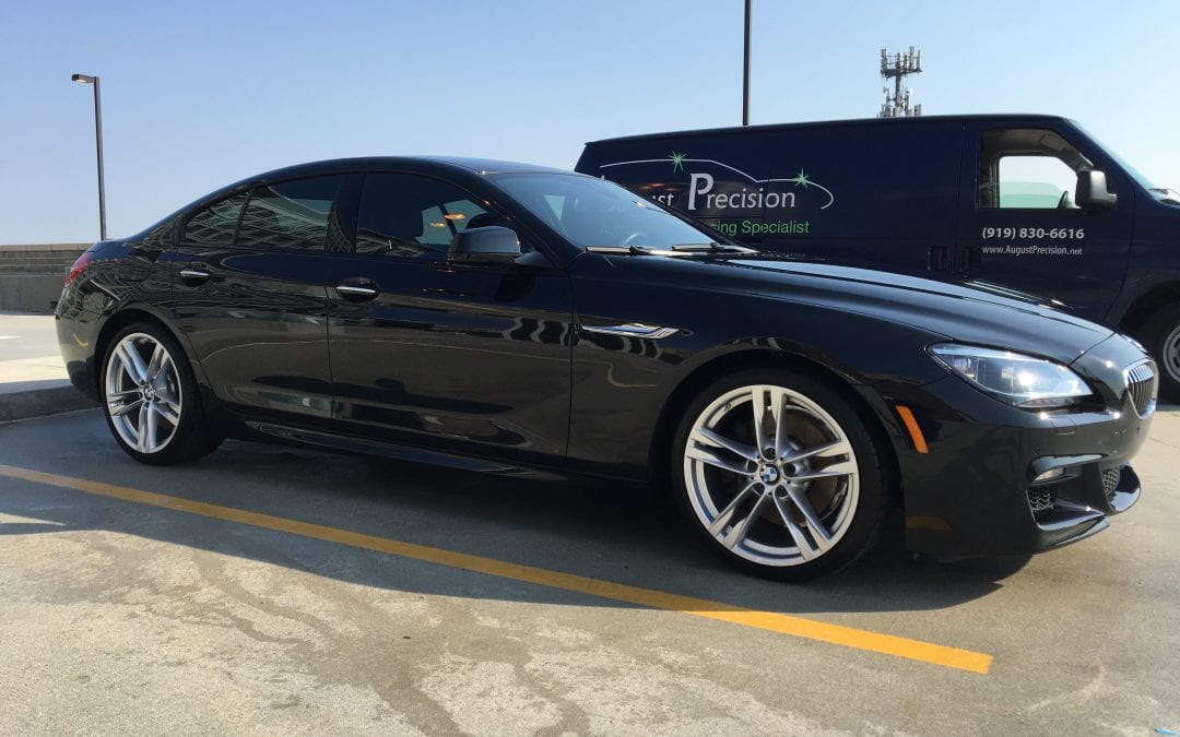 Photos of finished 2015 Bmw 645
