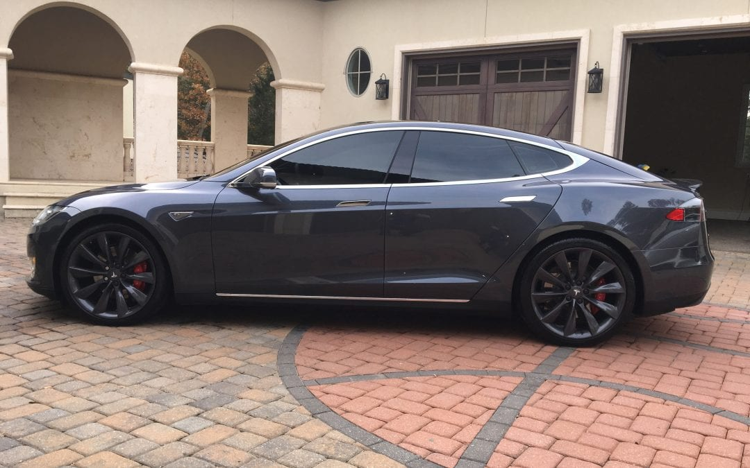 Photos of finished 2016 Tesla M