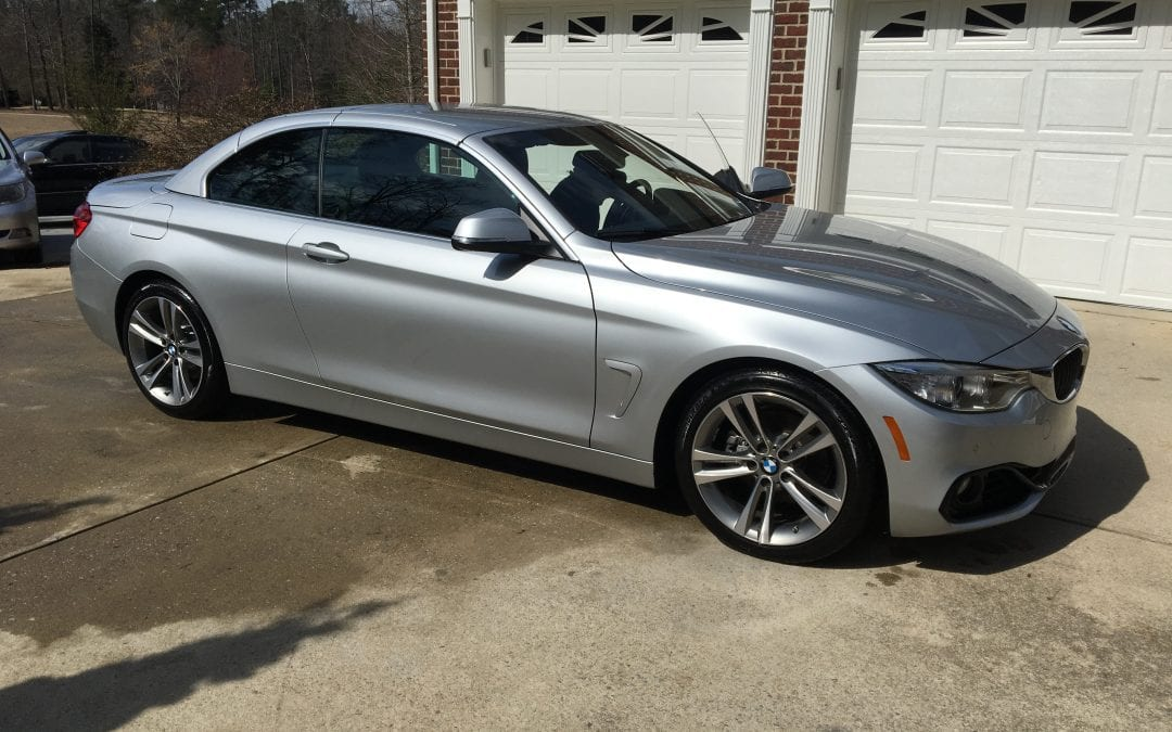 Photos of finished 2012 Bmw 3 series