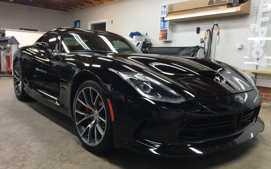 Photos of finished 2014 Dodge Viper