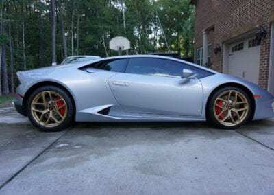 Premier Wash & Quick Restoration Completed 2015 Lamborghini Hurricane