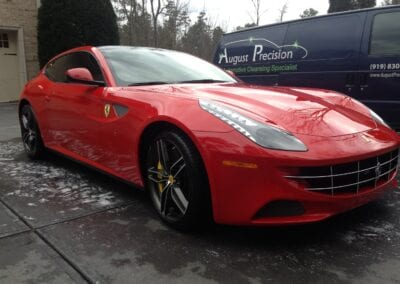 Photos of finished 2015 Ferrari FF Hatchback