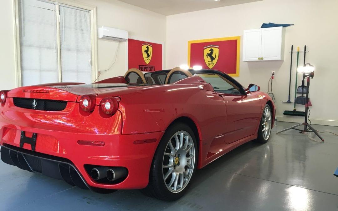 Complete Restoration of 2012 Ferrari F-430
