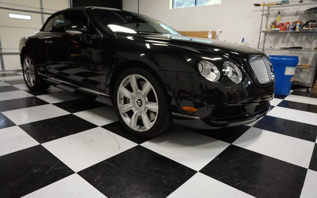 Complete Restoration 2012 Bentley GT
