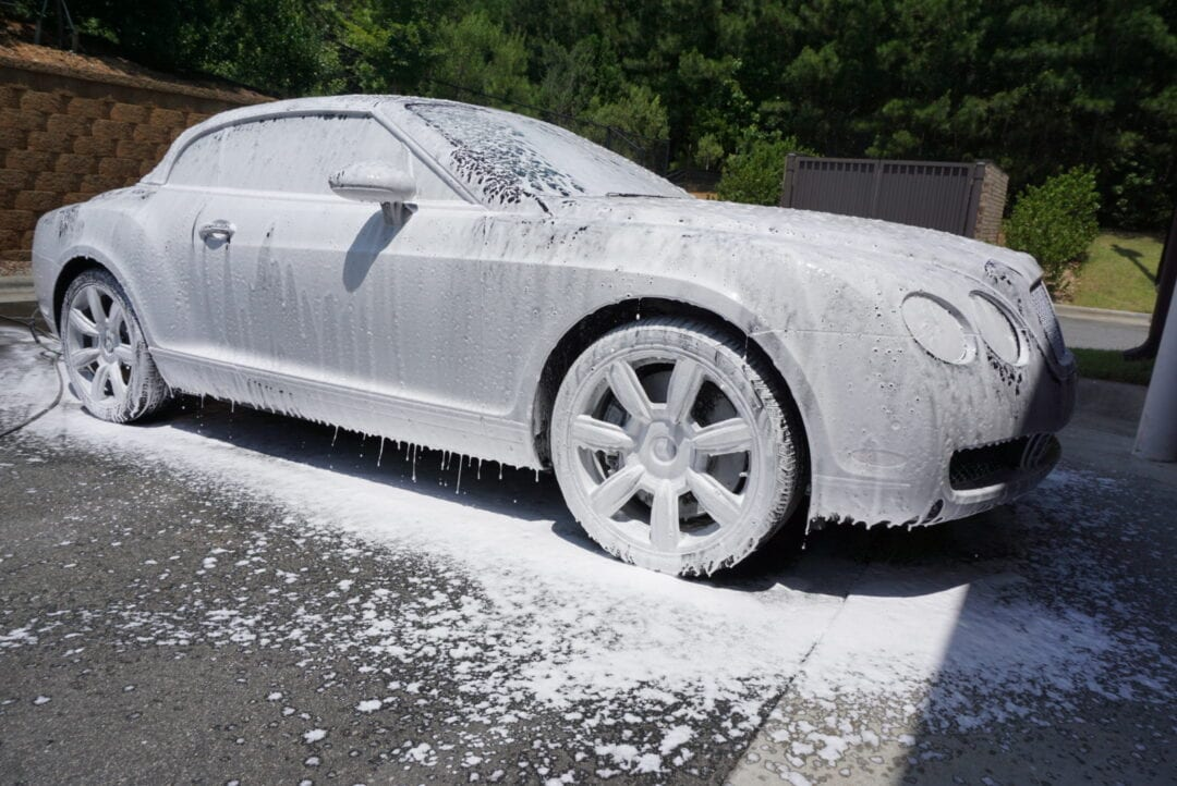 Photos of finished 2012 Bentley GT