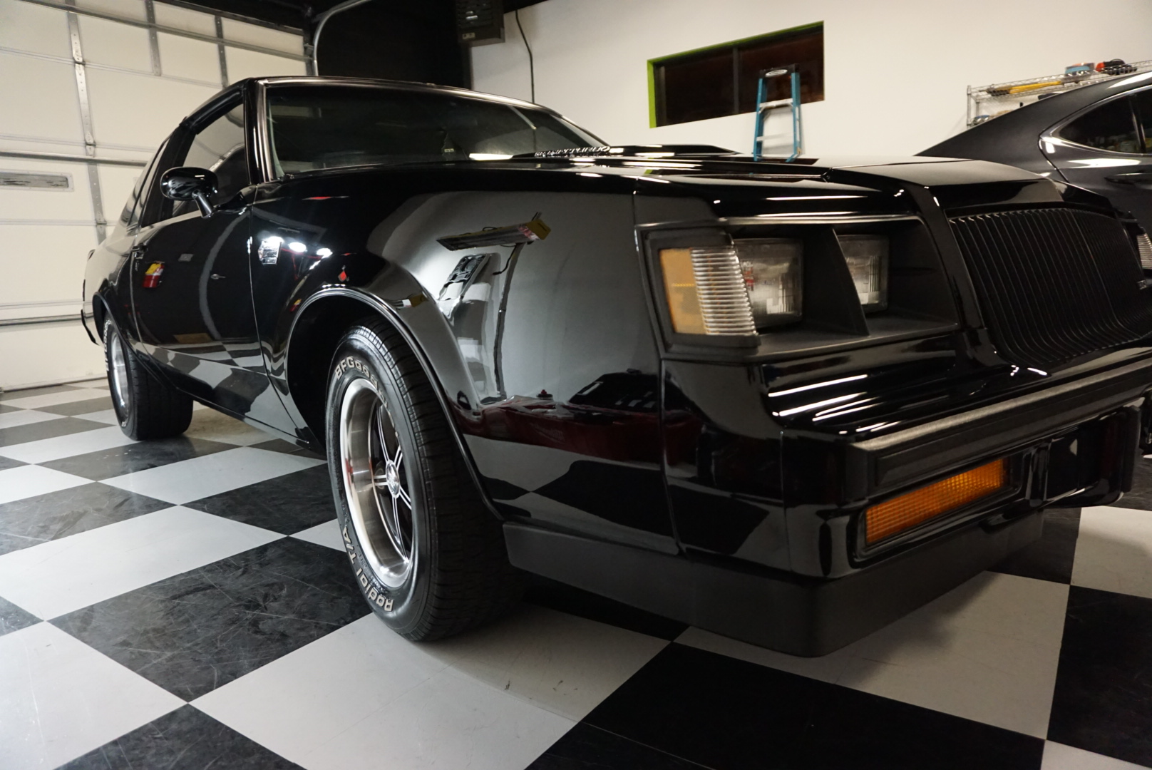 Photos of finished 1987 Buick Grand National