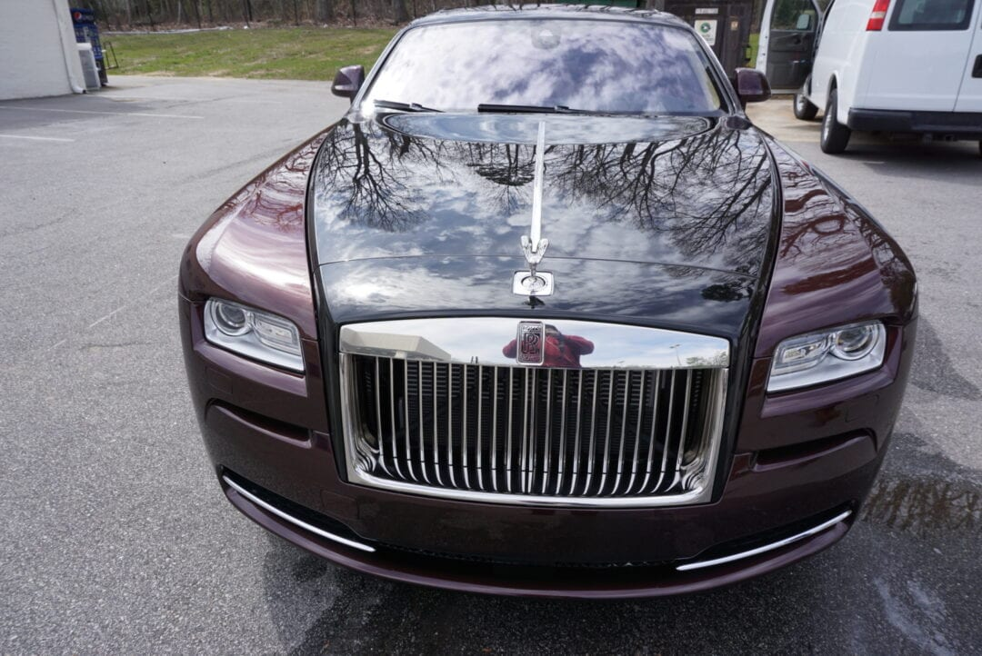 Original Detail of 2015 Rolls-Royce Phantom