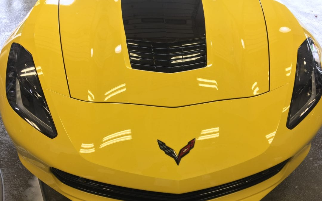 Deluxe Exterior of 2017 Chevrolet Corvette