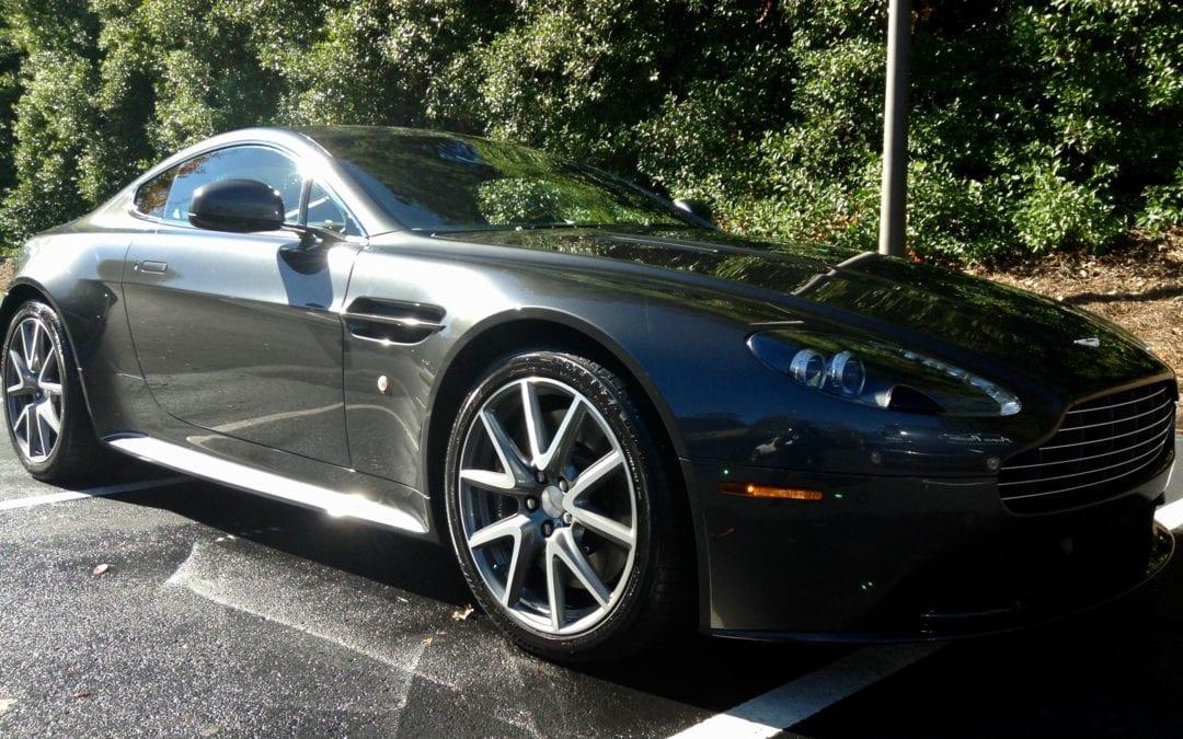 Original Detail of 2010 Aston Martin DB9
