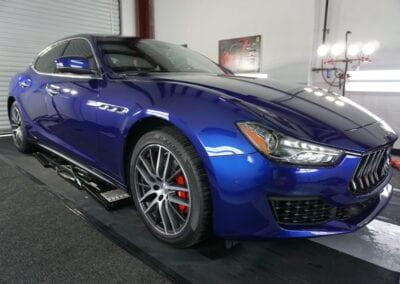New Car Preparation Package of 2017 Maserati Ghibli III