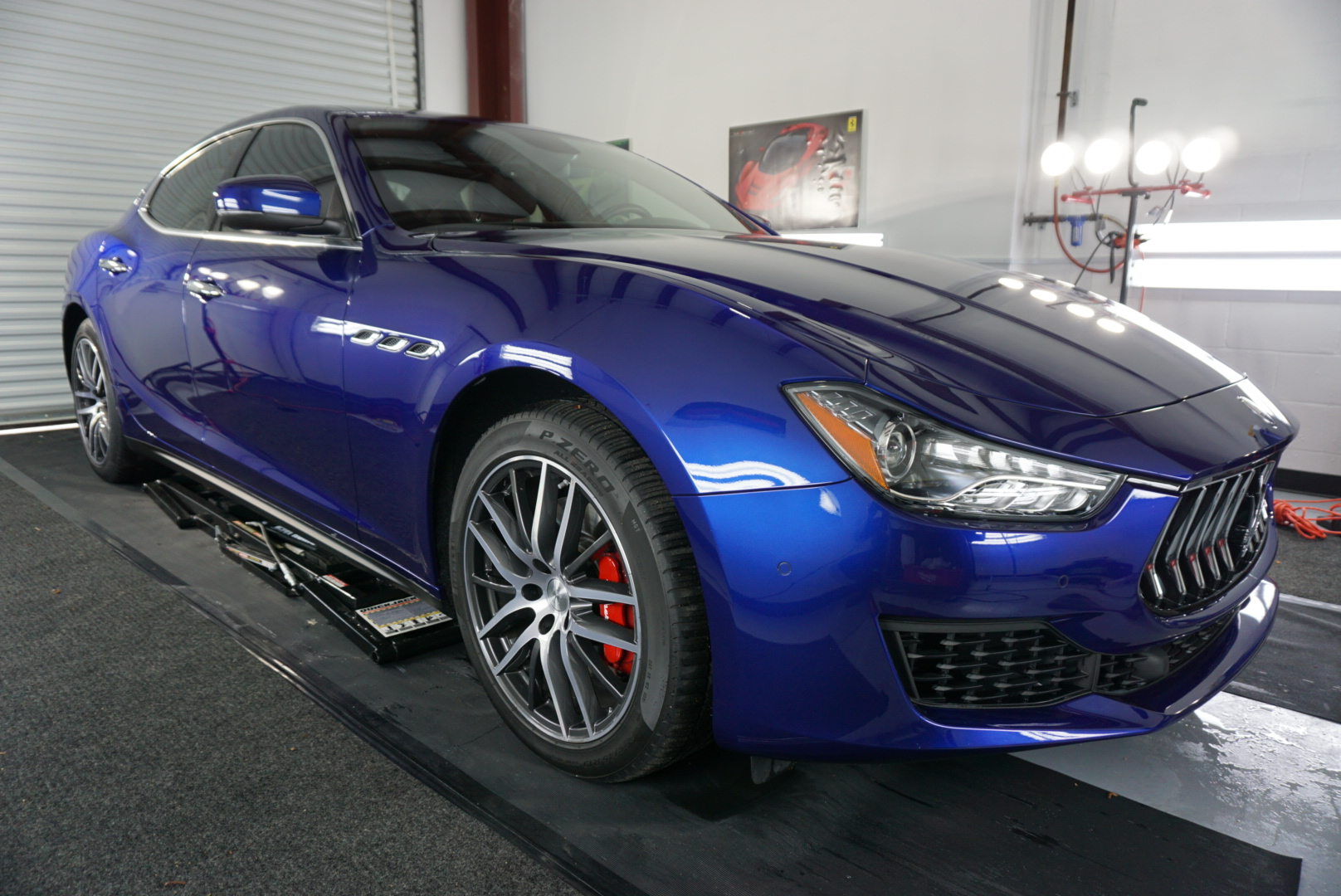 New Car Preparation Package of 2017 Maserati Ghibli III