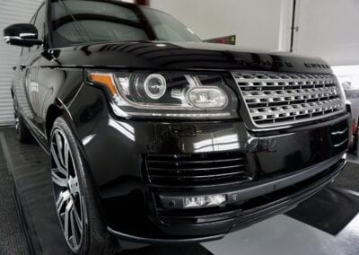 Deluxe Exterior of 2016 Land Rover Range Rover