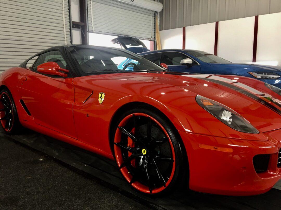 Deluxe Exterior of 2017 Ferrari FF