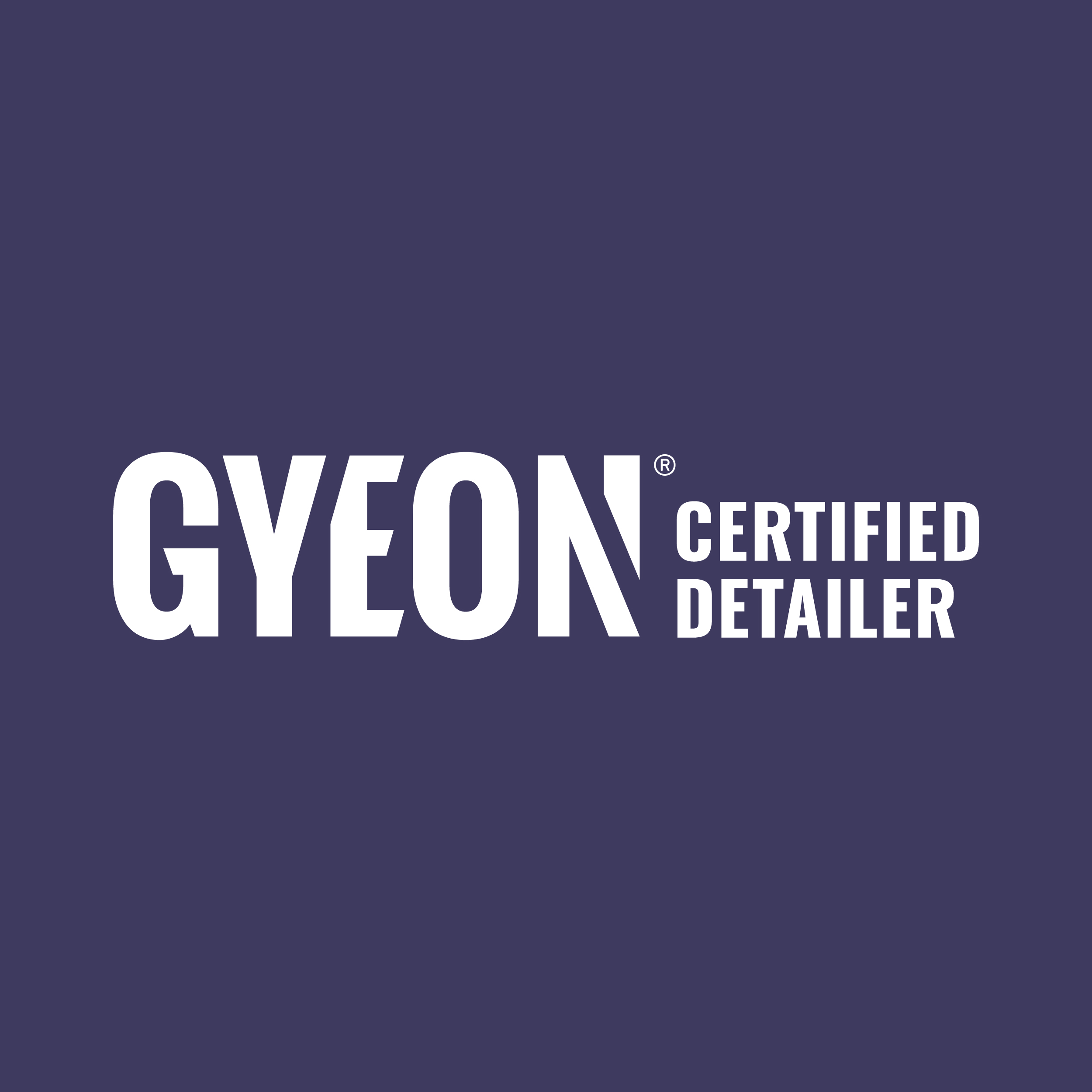 Gyeon Certified Dealer August precision