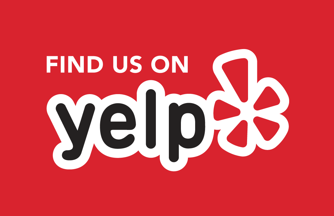 Yelp Logo Card