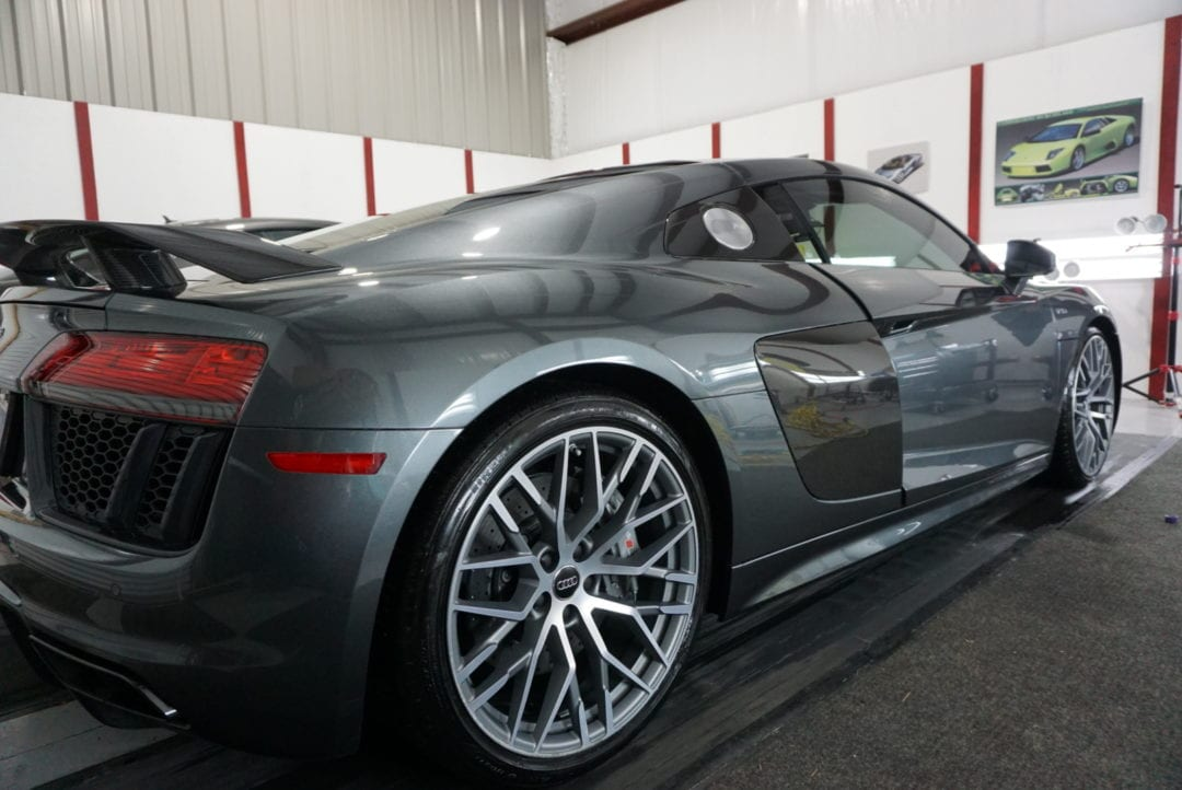Deluxe Exterior of 2017 Audi R8