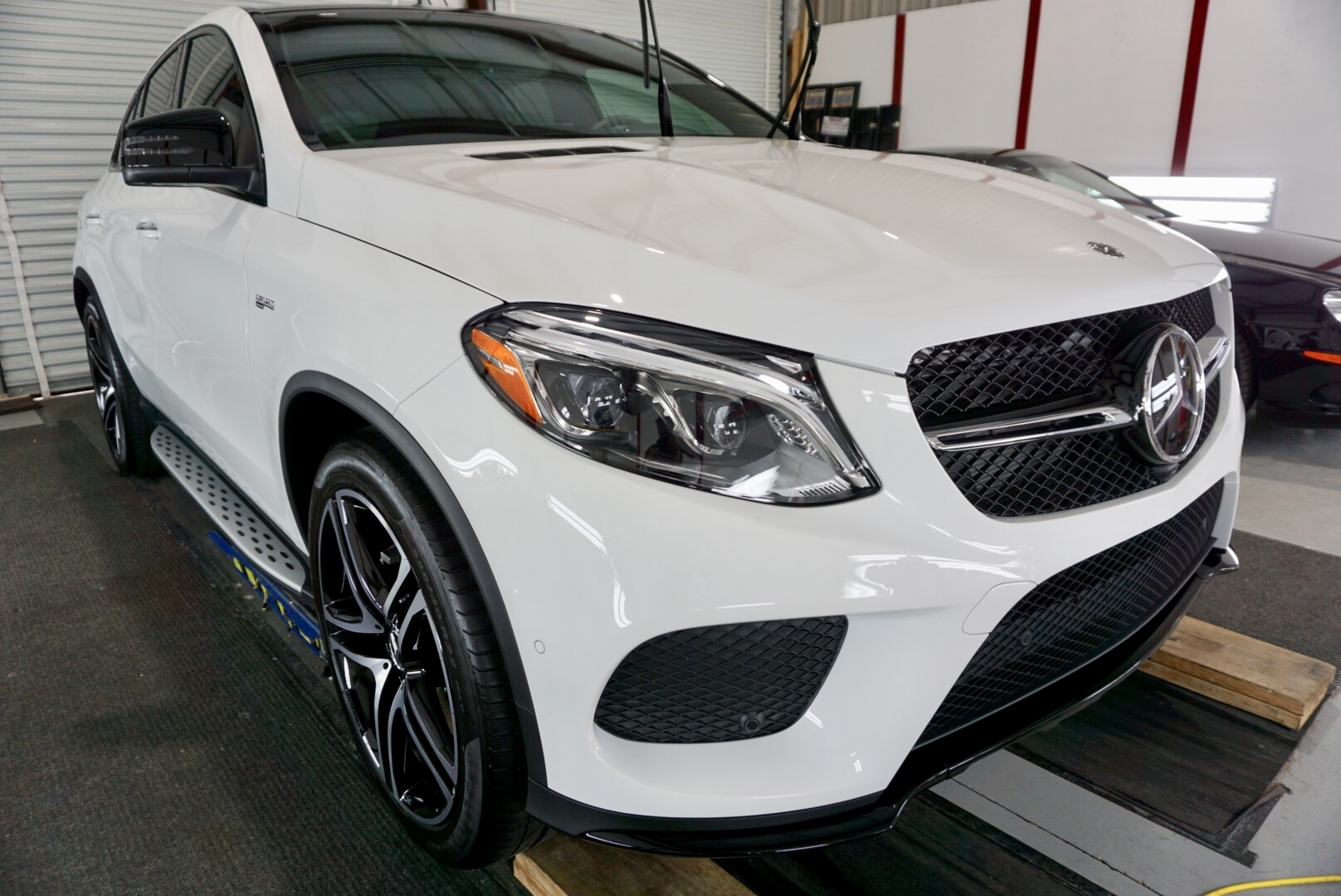New Car Preparation Package of 2019 Mercedes GLE Class