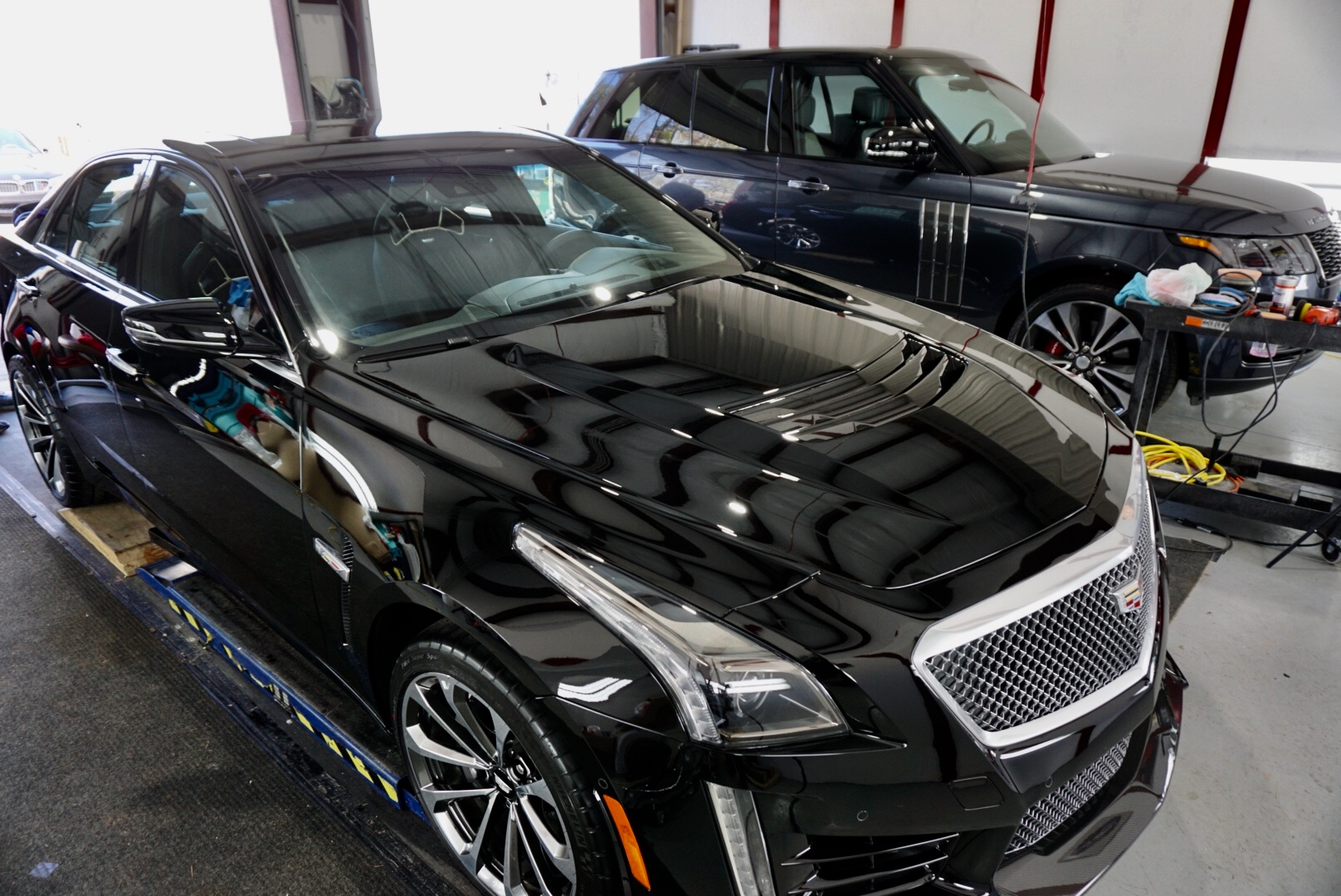 New Car Preparation Package of 2019 Cadillac CTS