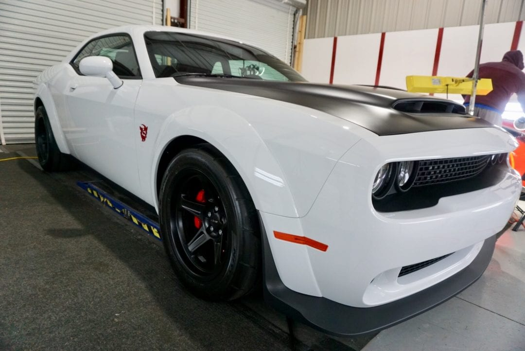 Original Detail of 2019 Dodge Challenger