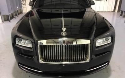 Full Detail of a 2016 Rolls Royce Phantom