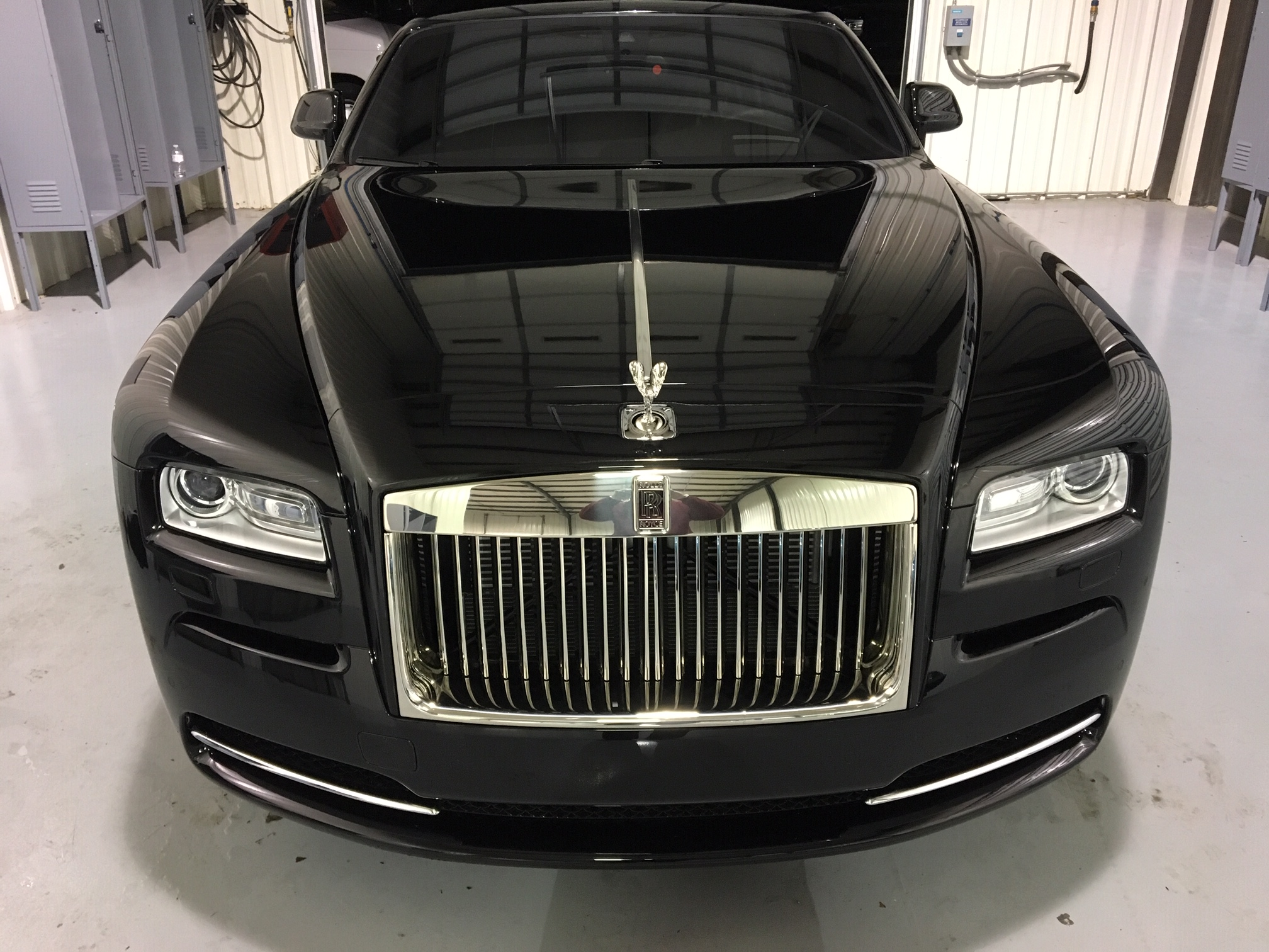 Full Detail of a 2016 Rolls Royce Phantom