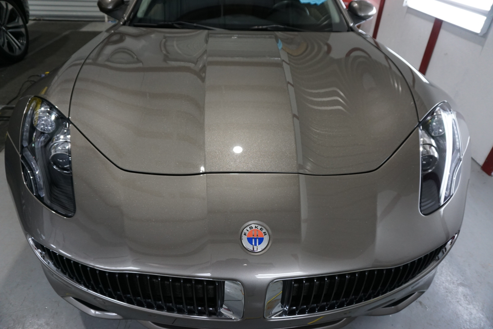 2016 Fisker Karma with new Ceramic Coating