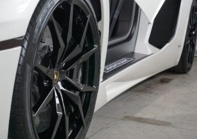 Photo of a 2019 Lamborghini Aventador Detailed by August Precision