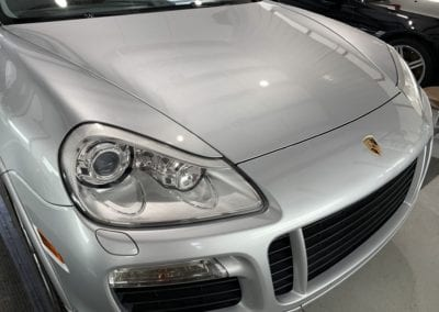 Photo of a Ceramic Coating of a 2015 Porsche Cayenne by August Precision
