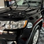 Photo of a 2018 Jeep Cherokee Ceramic Coating
