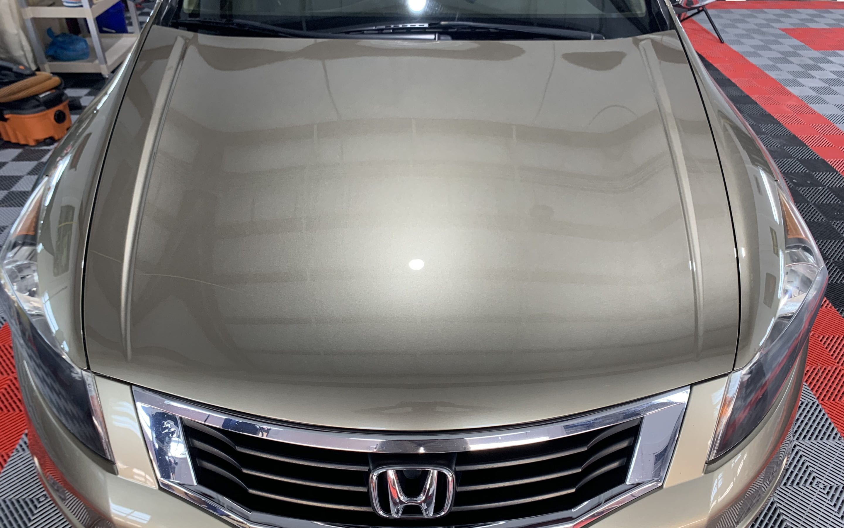 Ceramic Coating of a 2008 Honda Accord