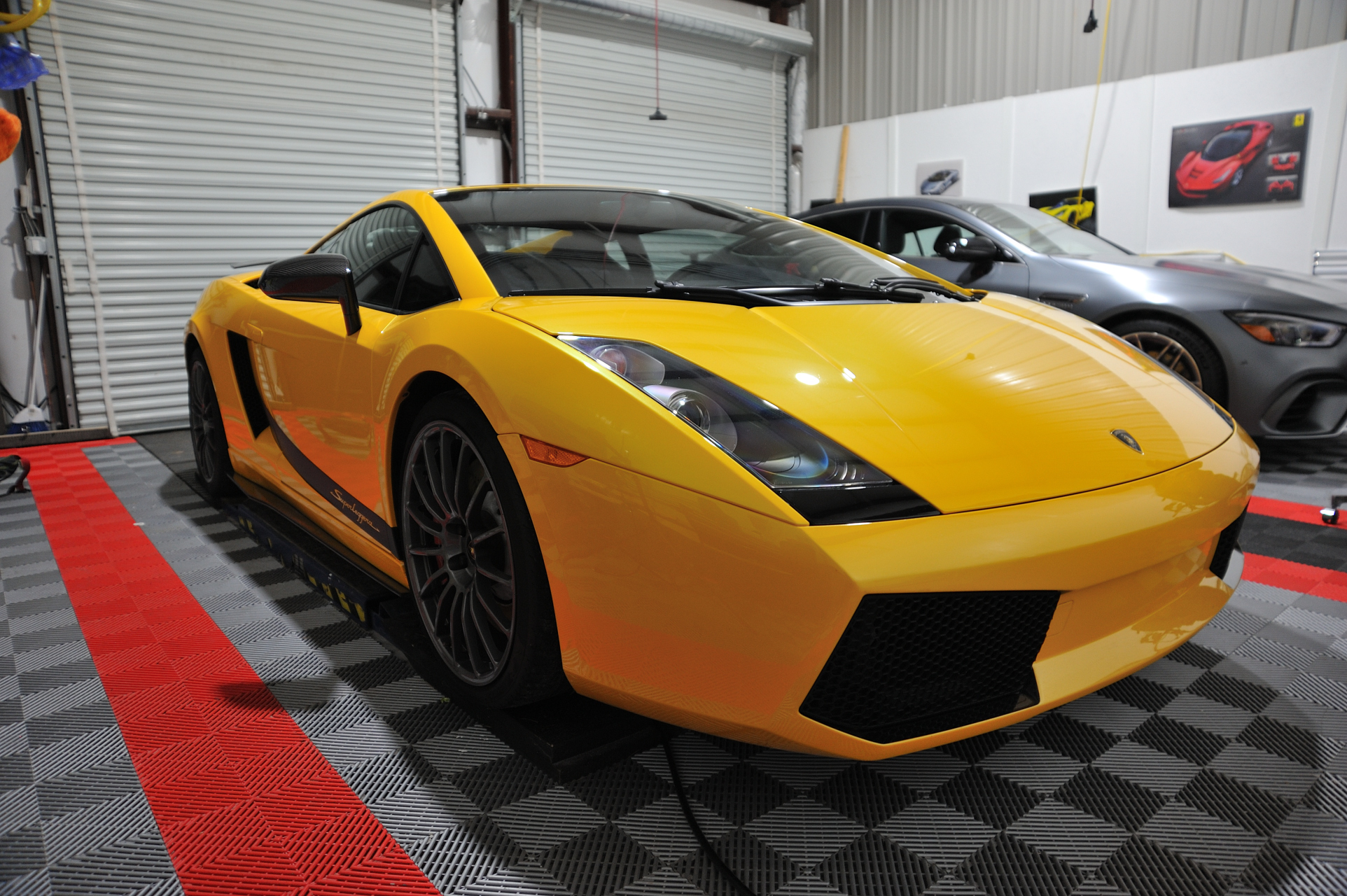 Ceramic Coating of a 2014 Lamborghini Gallardo