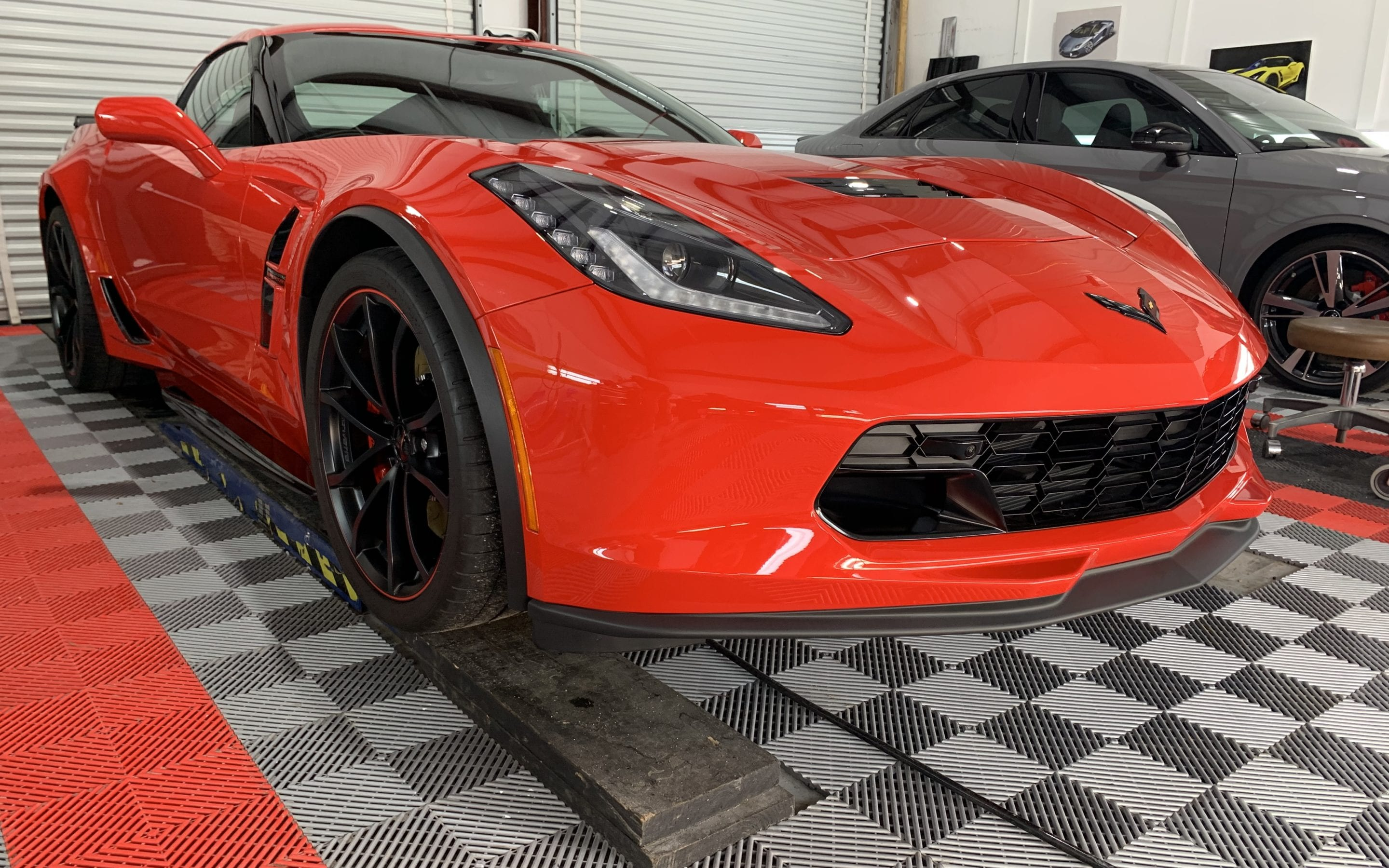 Ceramic Coating of a 2019 Chevrolet Corvette