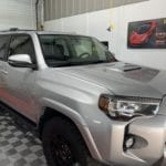 Photos of a Full Detail of a 2018 Toyota 4Runner