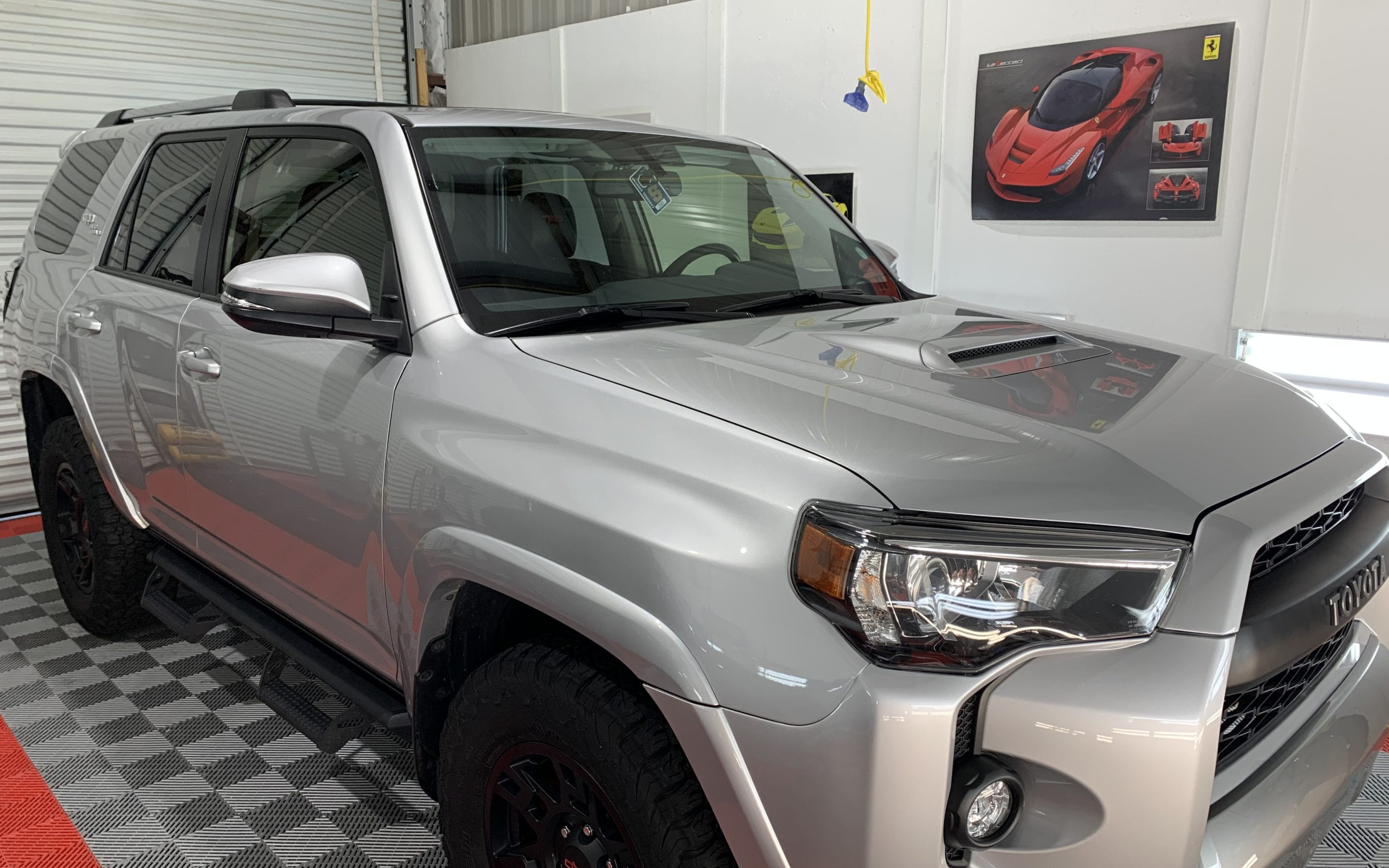 Full Detail of a 2018 Toyota 4Runner