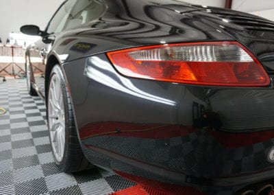 Photo of a Ceramic Coating of a 2006 Porsche 911