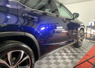 New Car Preparation of a 2020 Porsche Carrera Cabriolet GS