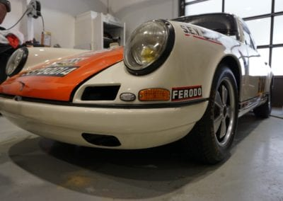Bob Ingram Porsche Collection Restoration Photos of Porsche by August Precision