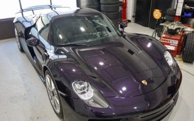 Bob Ingram Porsche Collection Restoration by August Precision