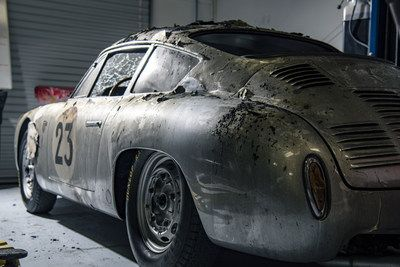 Bob Ingram Porsche Collection Restoration Photos by August Precision