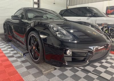 Photo of 2015 Porsche Cayman Ceramic Coating Raleigh NC