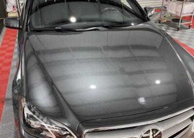 Photo of a Ceramic Coating of a 2016 Mercedes E Class