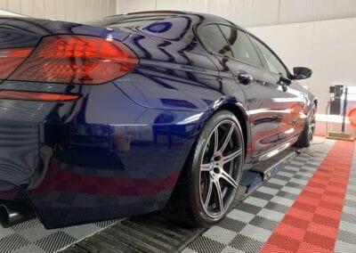 Ceramic Coating of a 2018 BMW 6 Series Photo
