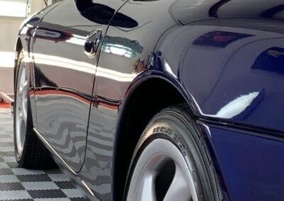 Ceramic Coating of a 2005 Porsche 911 Photo
