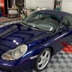 Ceramic Coating of a 2005 Porsche 911 Photo