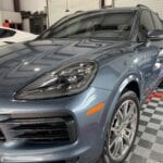 Photo of a Premier Wash of a 2020 Porsche Cayenne