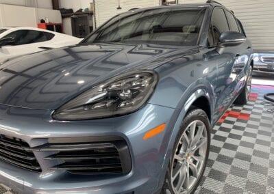 Photo of a Premier Wash of a 2020 Porsche Cayenne