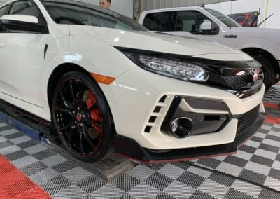 Photo of a Ceramic Coating of a 2020 Honda Civic